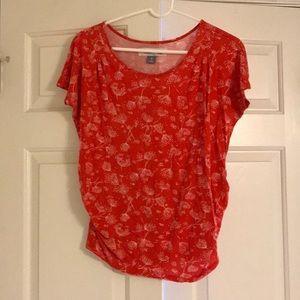 Like new size XS maternity shirt